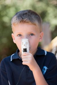 cystic fibrosis children's nebuliser