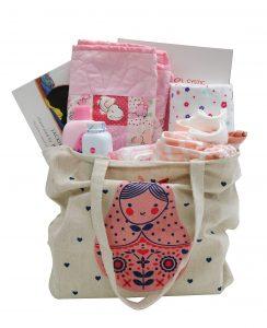 Newborn Baby Essentials Pack
